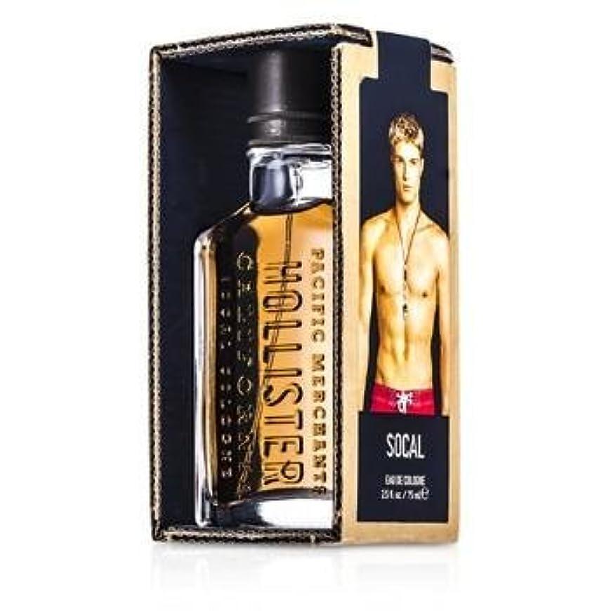 反抗取り消す糸Hollister SoCal (ホリスターソーキャル) 2.5 oz (75ml) EDC Spray for Men