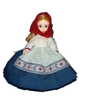 Madame Alexander (マダムアレクサンダー) Ms. Russia - International Doll, 548 ドール 人形 フィギュア(並行輸入)