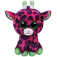 Ty Beanie Boos Big Eyes Owl Unicorn Cat Elephant Penguin Leopard Foxy Dog Rabbit Giraffe Panda Monkey Stuffed Animals Plush Toys