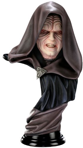 スター・ウォーズ Legendary Scale Bust: Darth Sidious