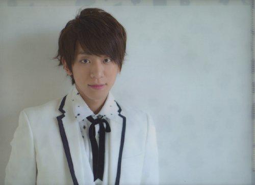 クリアファイル ★ 小山慶一郎 「NEWS LIVE TOUR 2012 〜美しい恋にするよ〜」