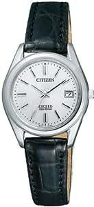 [シチズン]CITIZEN 腕時計 EXCEED エクシード Eco-Drive エコ・ドライブ 電波時計 ペアモデル EAD75-2941 レディース