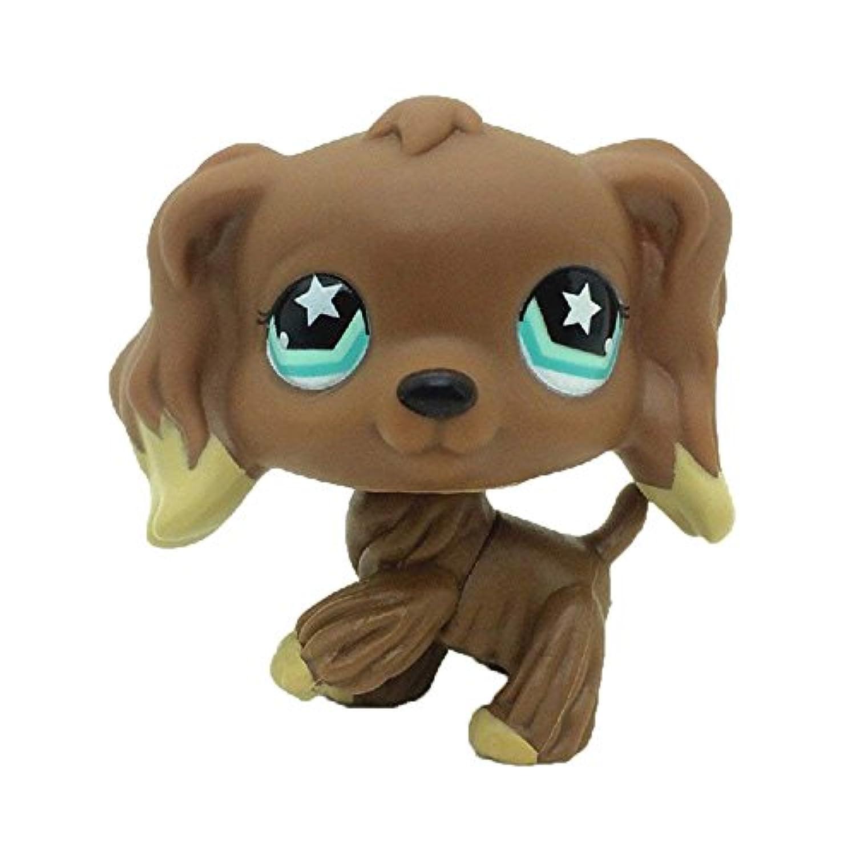 GOOD lask 子供のためのおもちゃを描くLPSペットコリー犬緩いかわいい女の子 (B)