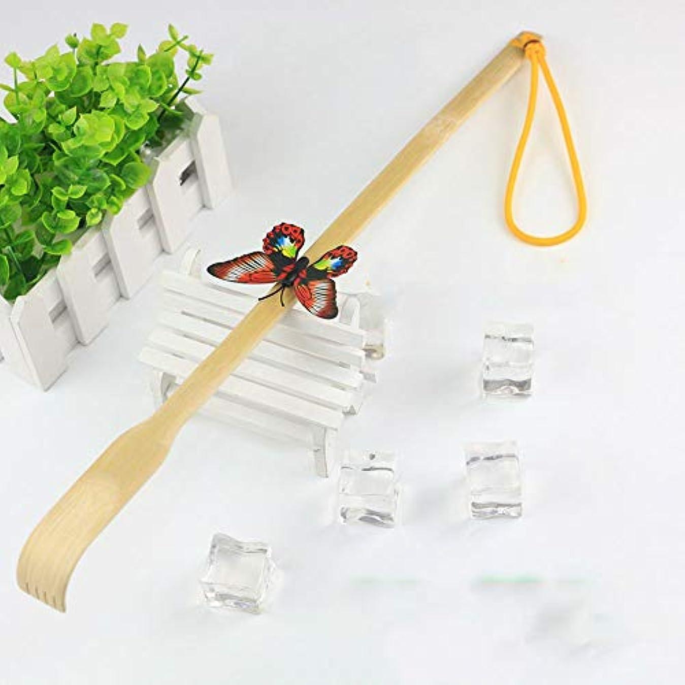 祝福する状態事実上Ruby背中掻きブラシ 木製 まごのて 敬老の日 プレゼント高人気 背中かゆみを止め マッサージ用