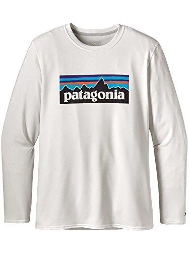 (パタゴニア)patagoniaメンズ・ROロングスリーブ・サン・ティー PWHT Mサイズ