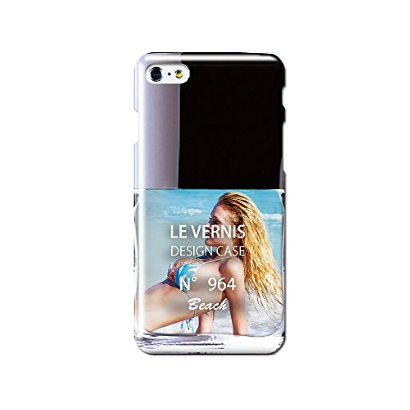 フラッシュのように素早く人質契約するiPhone SE iPhoneSE 2016 第一世代 マニキュア 海 マリン hd001-00145-04 ハードケース スマホケース カバー ケース