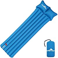 CampLand Sleeping Pad Air Tube with Carry Bag for Camping Hiking Backpacking