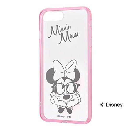 レイ・アウト iPhone 8 Plus用 ディズニー/ハイ...