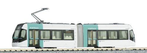 KATO カトー  14-801-5  富山ライトレール TLR0605 緑