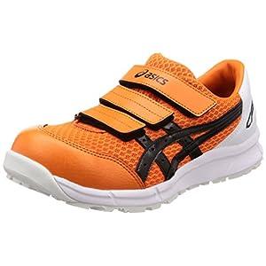 [アシックスワーキング] 安全/作業靴 FCP202 オレンジ/ブラック 26 cm
