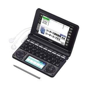 カシオ 電子辞書 エクスワード 高校生モデル 150コンテンツ XD-N4900BK ブラック