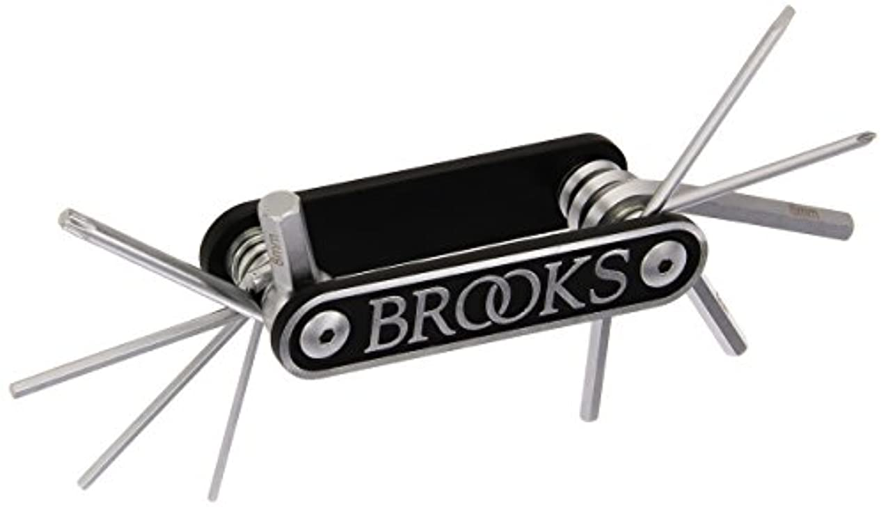 信条小包鰐Brooks - MT10 Multi-Tool - Black