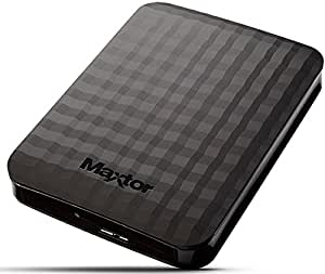 【MAXTOR SEAGATE】M3 Portable USB3.0 対応 2.5インチ 2TB ポータブル外付ハードディスク HX-M201TCB/GM [並行輸入品]