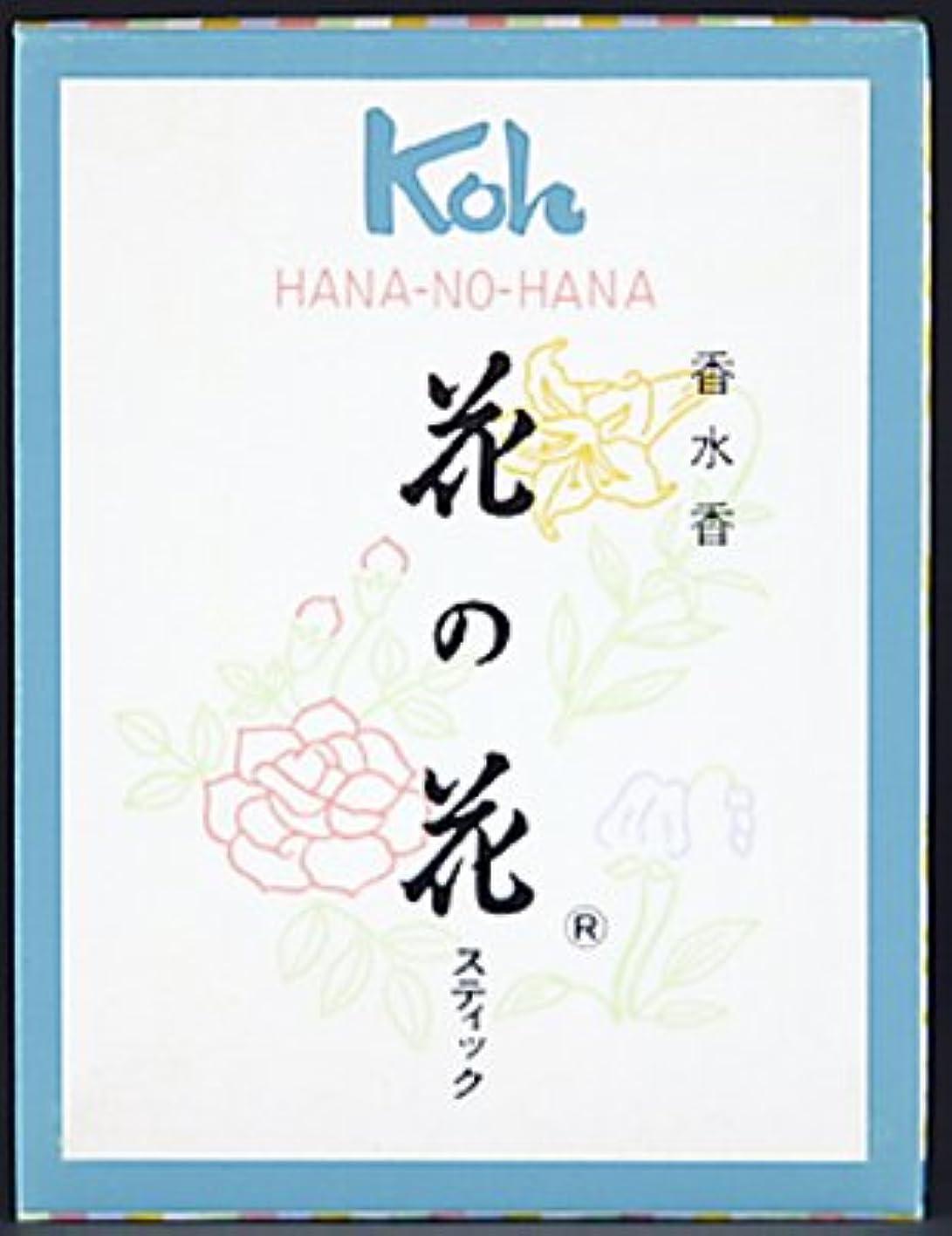 貧困話狂信者日本香堂 香水香 花の花 スティック 36本入 香立て付き(線香?お香)×100点セット (4902125301009)