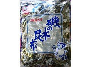 磯の香り豊か♪磯の木昆布1kg
