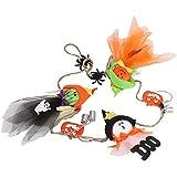 吊り掛け ハロウィン 吊り掛けベル ふわふわ デコレーション おもちゃ 飾り物 装飾 オーナメント かわいい 飾り物 パーティー お祭り 雰囲気いっぱい
