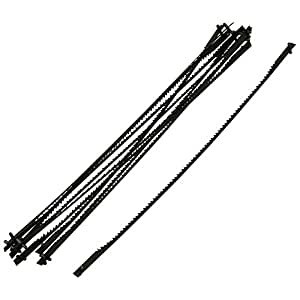 SK11 電動糸鋸刃 曲線切用 10本入 板厚3~15mm ピンエンド SI-78P