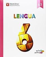 Lengua 6 (6.1-6.2-6.3) aula activa andalucia