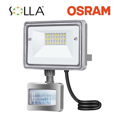 SOLLA Mini 高品質小型LED人感センサー投光器