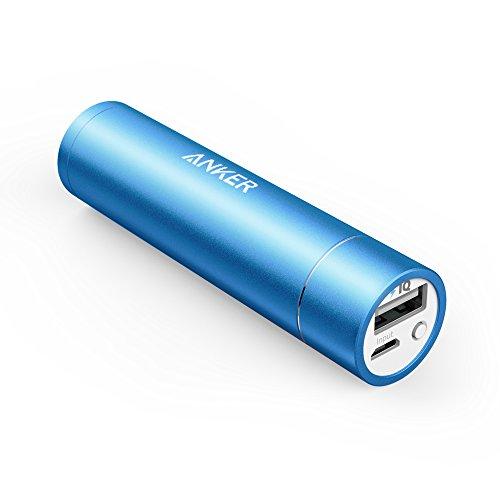 Anker PowerCore+ mini (3350mAh 超小型モバイルバッテリー) 【PowerIQ搭載】