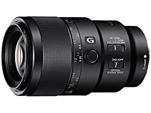 SONY 単焦点マクロレンズ FE 90mm F2.8 Macro G OSS Eマウント用 フルサイズ対応 SEL90M28G