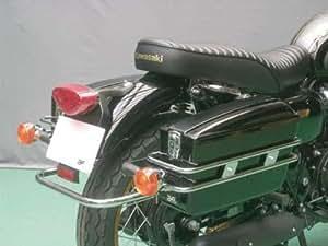 ASAHI [ 旭風防 ]バイク用サイドバッグ チャンピオンバッグ [ W650 ] [ 品番 ] AC-16