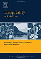 Hospitality (Routledge Advances in Tourism)