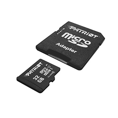 Secure Digital SDHC MicroSD Class10 32GB SDアダプタ付 PSF32GMCSDHC10