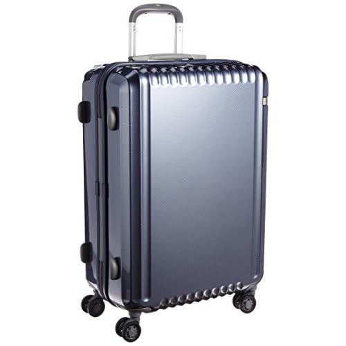 [エース] ace. スーツケース パリセイドZ 60cm 62L 4.0kg 双輪キャスター 05584 03 (ネイビーカーボン)