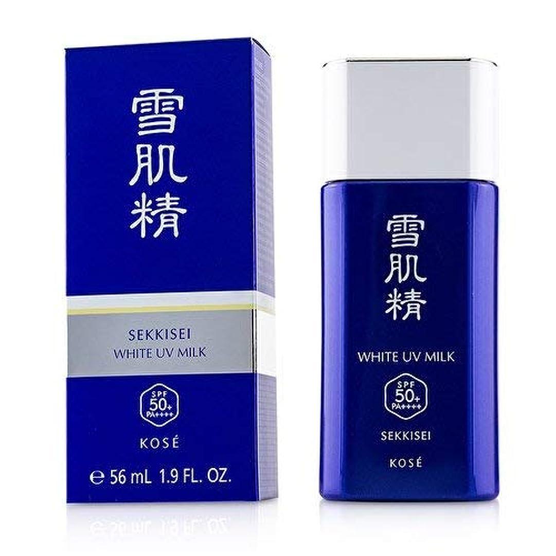 持つ禁止する支配的コーセー 雪肌精 ホワイト UV ミルク SPF50+/PA++++ 60g