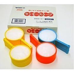 すくい枠 紙付 5号100本入(ラッキースクープ)