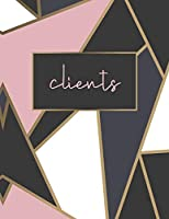 Clients: Record Client Demographics, Notes, and Purchases | Single Page Customer Entry | Provide World Class Service