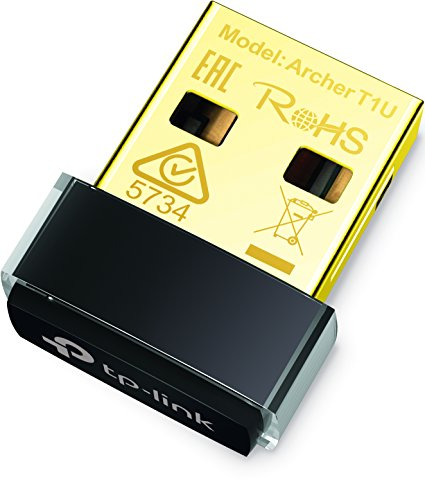 TP-Link 11ac/n/a/ 無線LAN子機 (USBア...