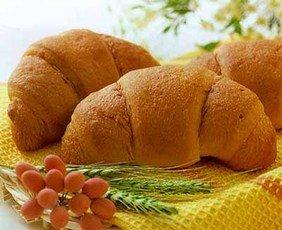 低タンパクのクロワッサン 生活日記パン