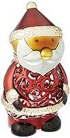 DecoFlair発光体Electric Holiday Figurine Santa DFA1789