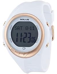 [ソーラス]SOLUS 腕時計 心拍計測機能付 Team Sports 300(チームスポーツ 300) ホワイト 01-300-02 【正規輸入品】