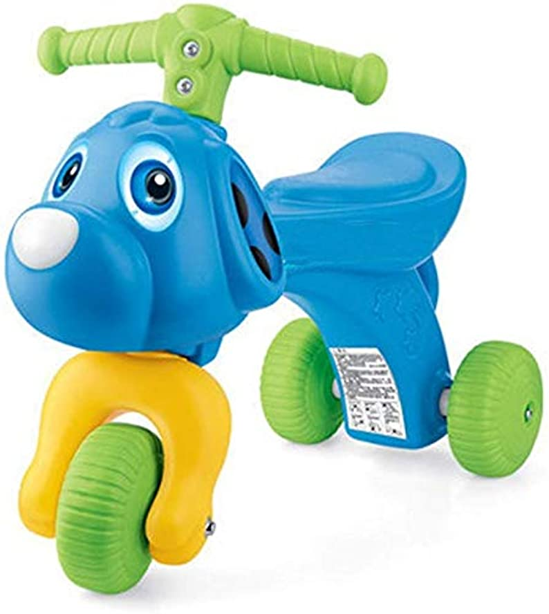 時代シャッフル喜劇普遍的な赤ん坊のバランスのバイク10-24か月の間フィートのペダルの自転車の子供の歩行者無し
