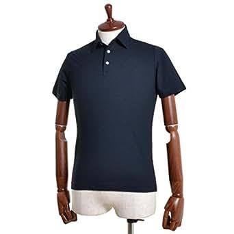 ZANONE ザノーネ [春夏] ポロシャツ アイスコットンスムース[44×ネイビーz0542]