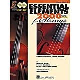 Hal Leonard Essential Elements 2000 for Strings (Book 1, Violin)
