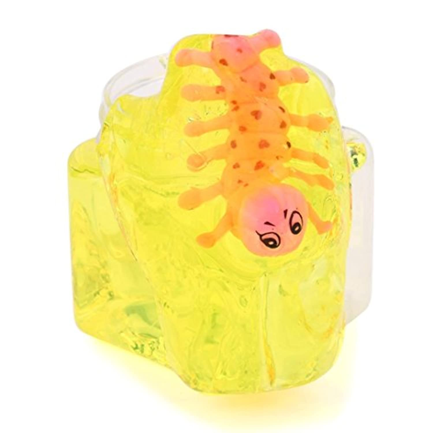 Makalon Insect Crysta Jelly Toy Soft Slime Scented Stress Relief Toy Fun Sludge Toys