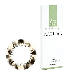 アーティラル(ARTIRAL) アーティラル ワンデー オークル ±0.00 10枚入り MR33065