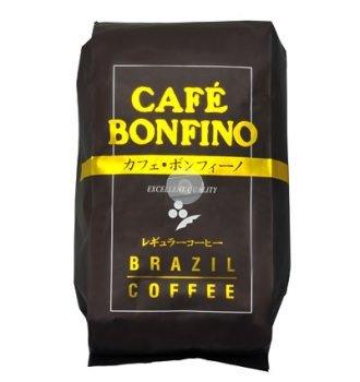 【ノーブランド品】カフェ・ボンフィーノコーヒー 500g お徳用(豆) CB550