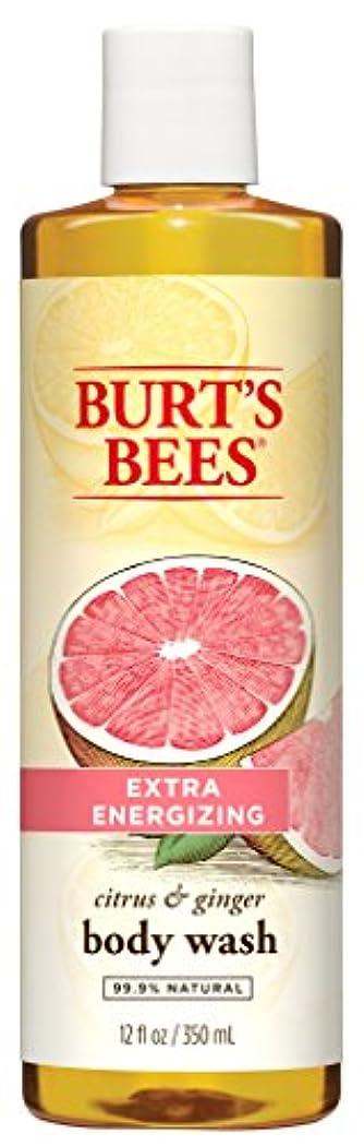 報告書心から生まれバーツビーズ (Burt's Bees) C&G ボディウォッシュ 350ml