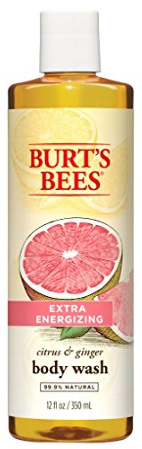 結婚粘り強いテントバーツビーズ (Burt's Bees) C&G ボディウォッシュ 350ml