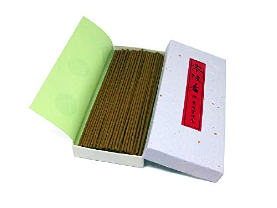 マイクロプロセッサバングラデシュメガロポリスKunmeido 和香 サンダルウッド お香 スティック Reiryoko - 小型 - 5.5インチ 75本 - 日本製