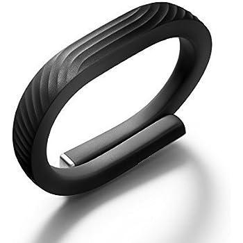 【日本正規代理店品】Jawbone UP24 ワイヤレス活動量計バンド《睡眠+運動+食事測定》 Sサイズ オニキス 海外パッケージ版 JL01-52S-US