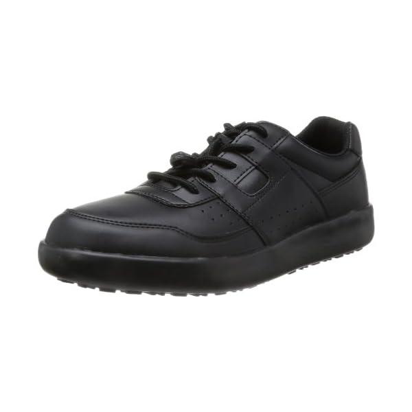 [ミドリ安全] 作業靴 耐滑 スニーカー H71...の商品画像
