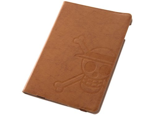 iPad Air用 ワンピース・レザー(合皮タイプ)/ルフィ海賊旗 RTOPA5A/LF