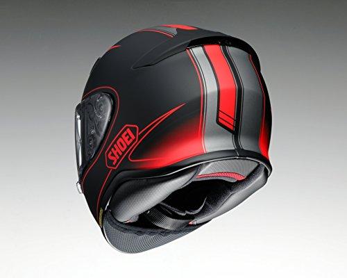 ショウエイ(SHOEI) バイクヘルメット フルフェイス Z-7 FLAGGER(フラッガー) TC-1(RED/BLACK) M(57cm) -