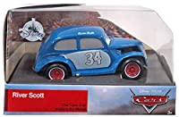 Disney Cars Cars 3 River Scott Exclusive Diecast Car [並行輸入品]